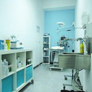VetDom - Sala de Cirurgia