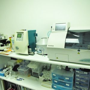 VetDom - Laboratório